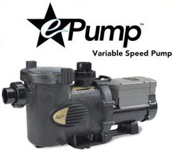 Pool Pump - ePump Variable Speed Pump